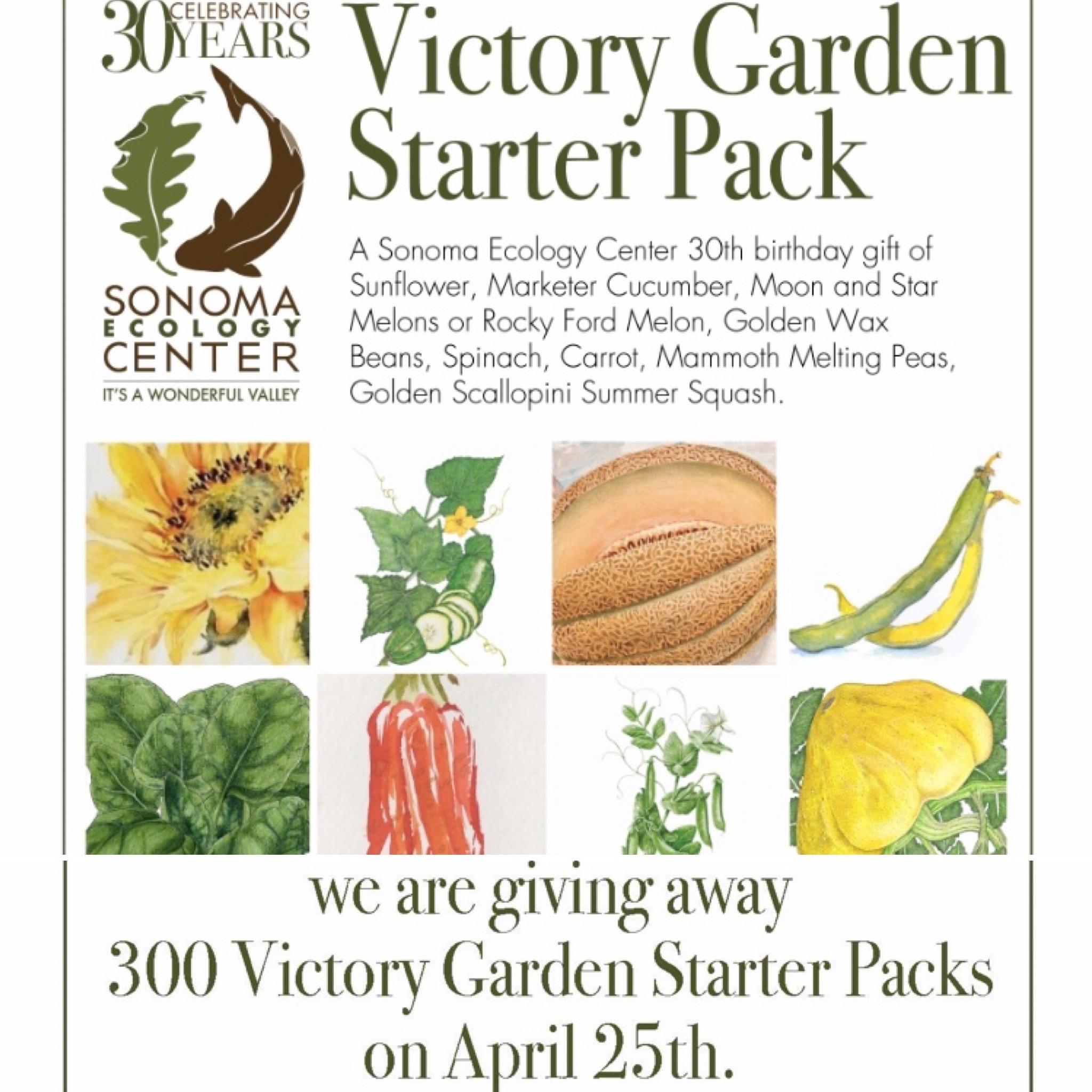 Victory Gardens Starter Pack