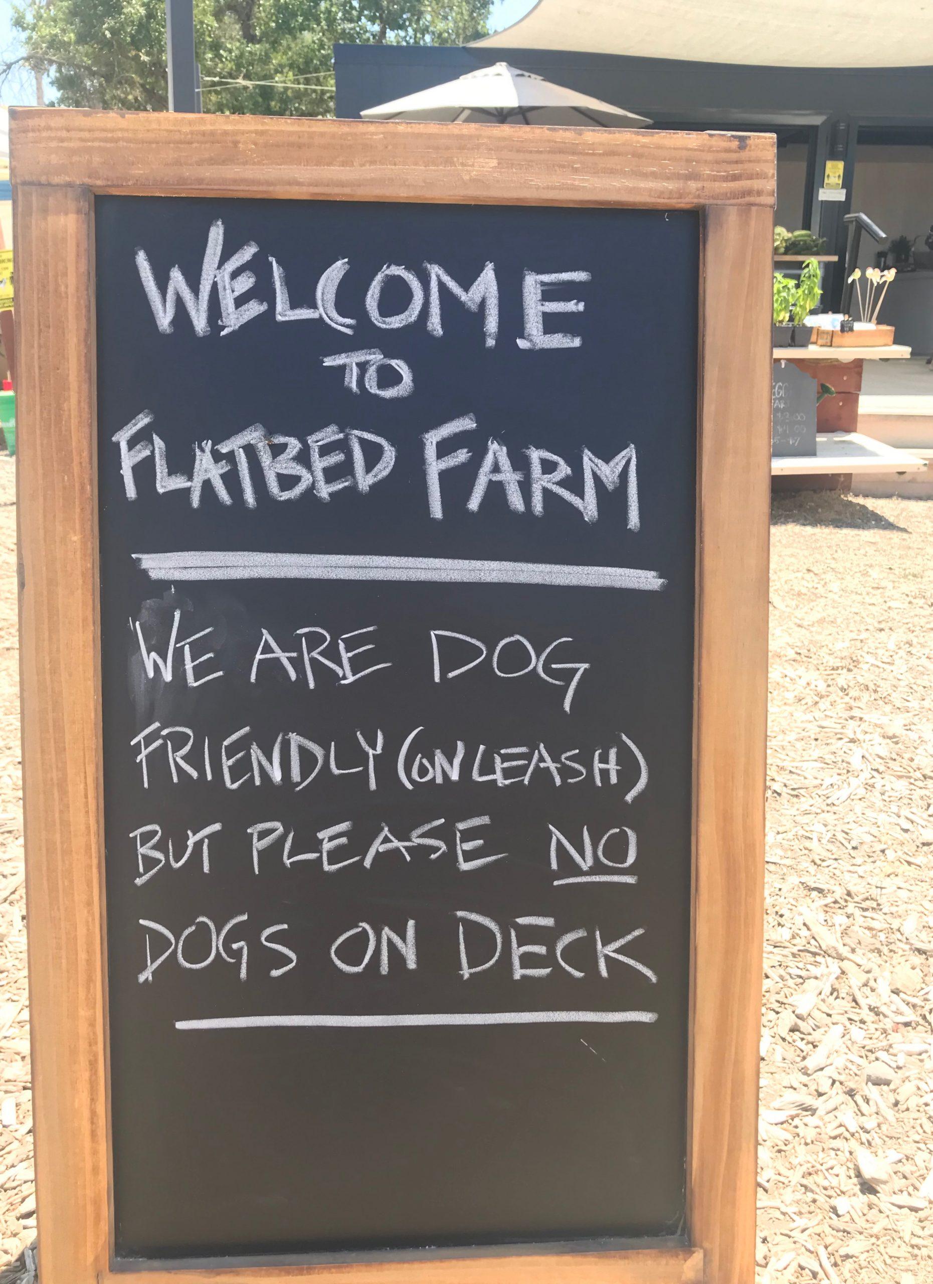 Napa Valley Farm Stand